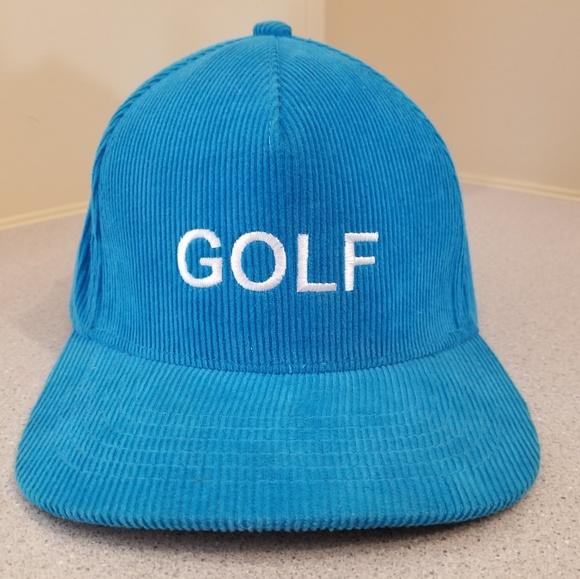 9cb7d7ae1ef Golf Wang Other - Golf Wang Corduroy Hat - Rare!